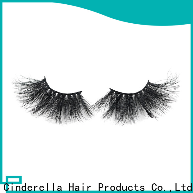 Latest mink lashes made from for business