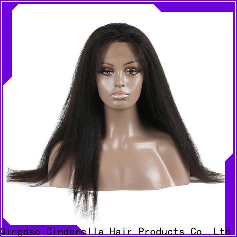 Cinderella Wholesale human hair wigs Suppliers