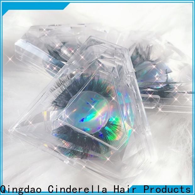 Cinderella 100 mink fur lashes manufacturers