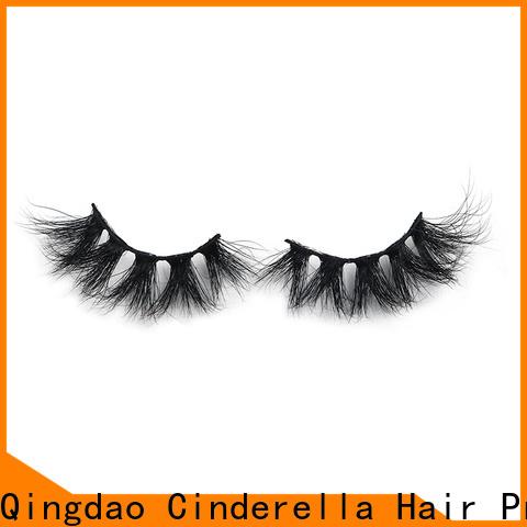 Best 100 mink fur lashes Supply