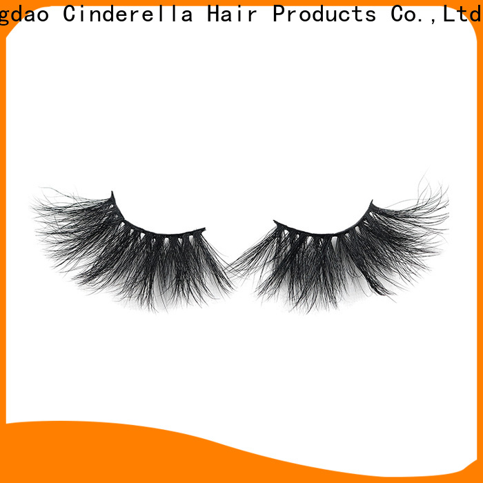 Cinderella natural mink eyelash extensions manufacturers