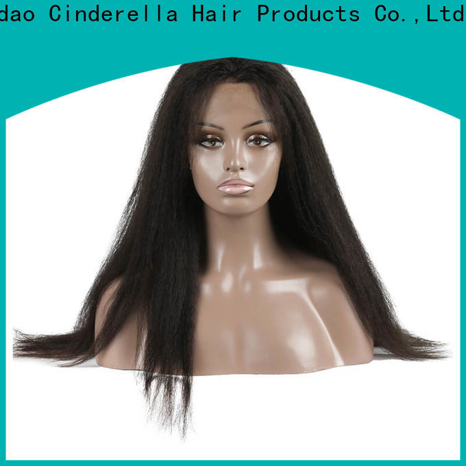 Cinderella indian remy hair weave manufacturers