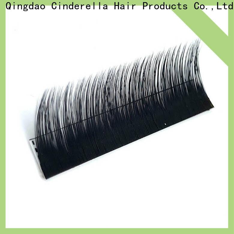 Cinderella Lashes silk lashes factory