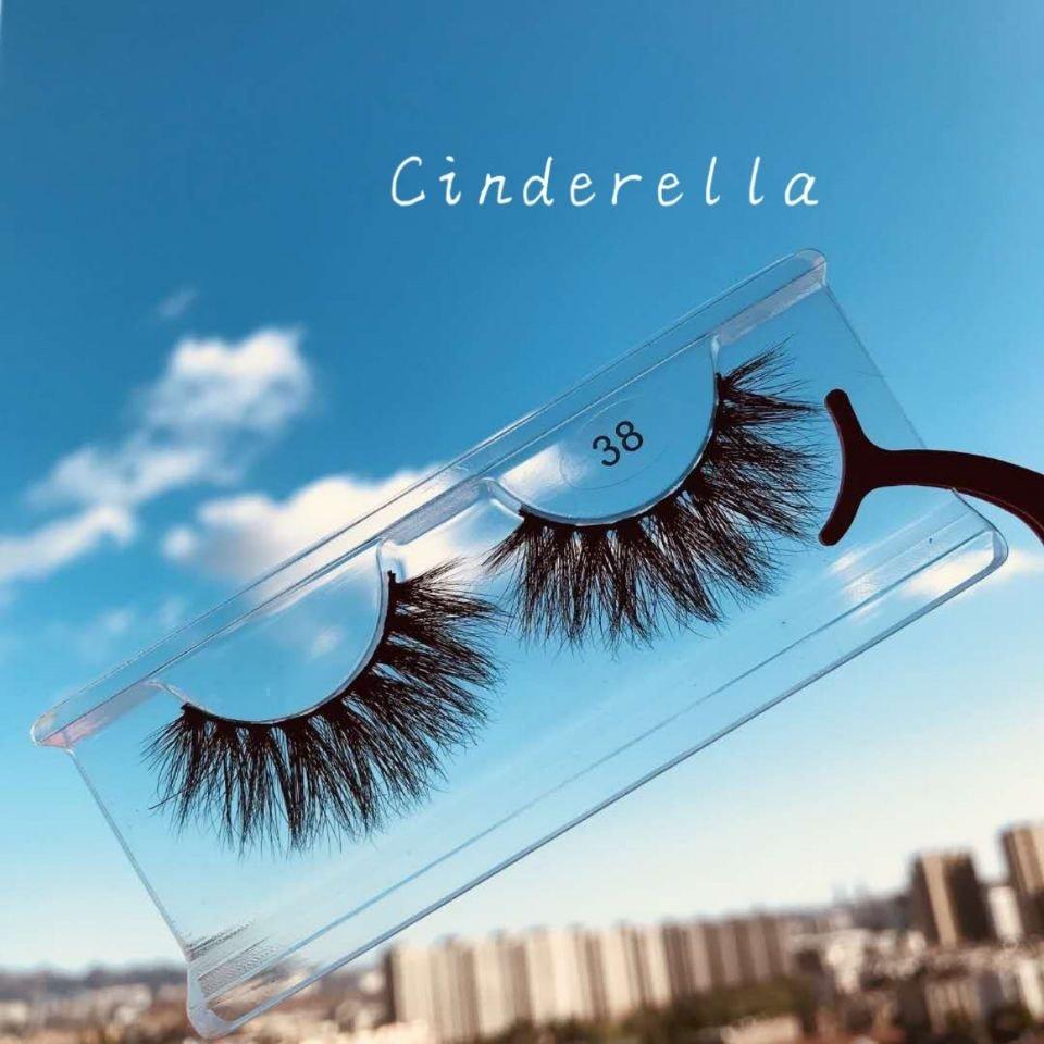 Cinderella Wholesale bad eyelash extensions factory