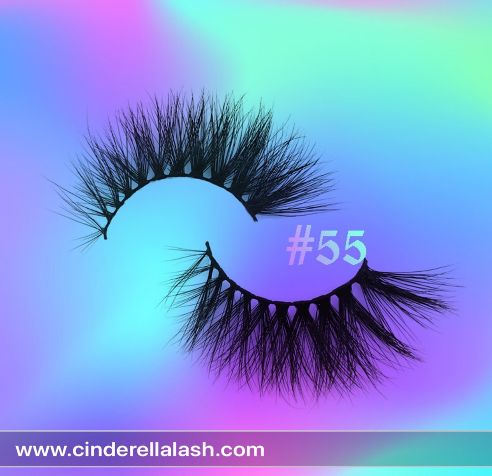 Factory Price beauty ,high quality , mink eyelash Supplier-Cinderella
