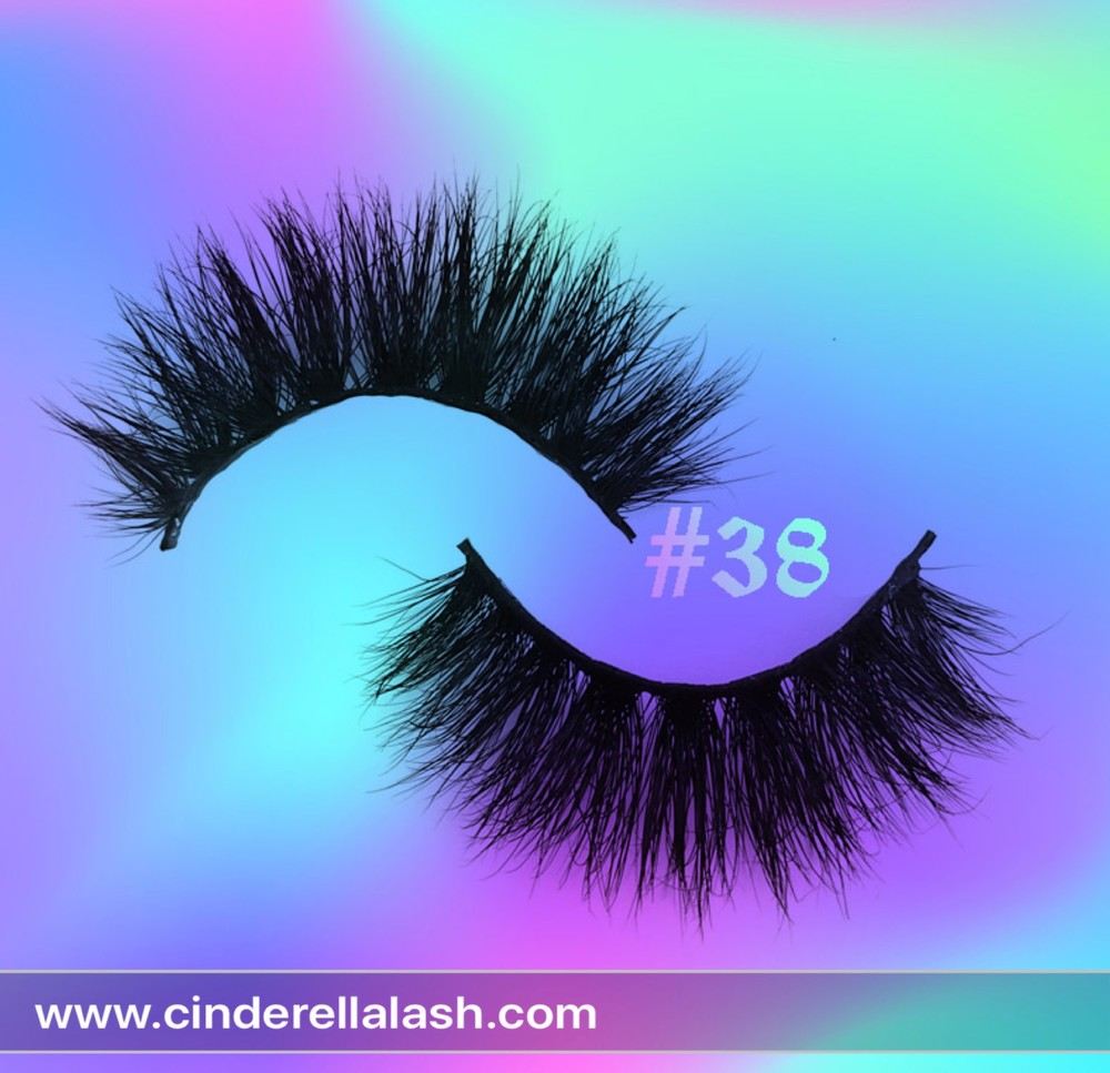 Wholesale really mink best quality lash With Good Price-Cinderella