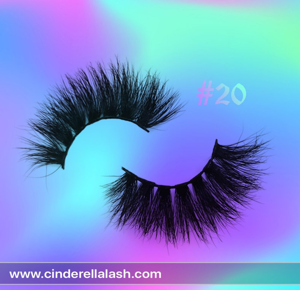 Best mink eyelash Factory Price-Cinderella