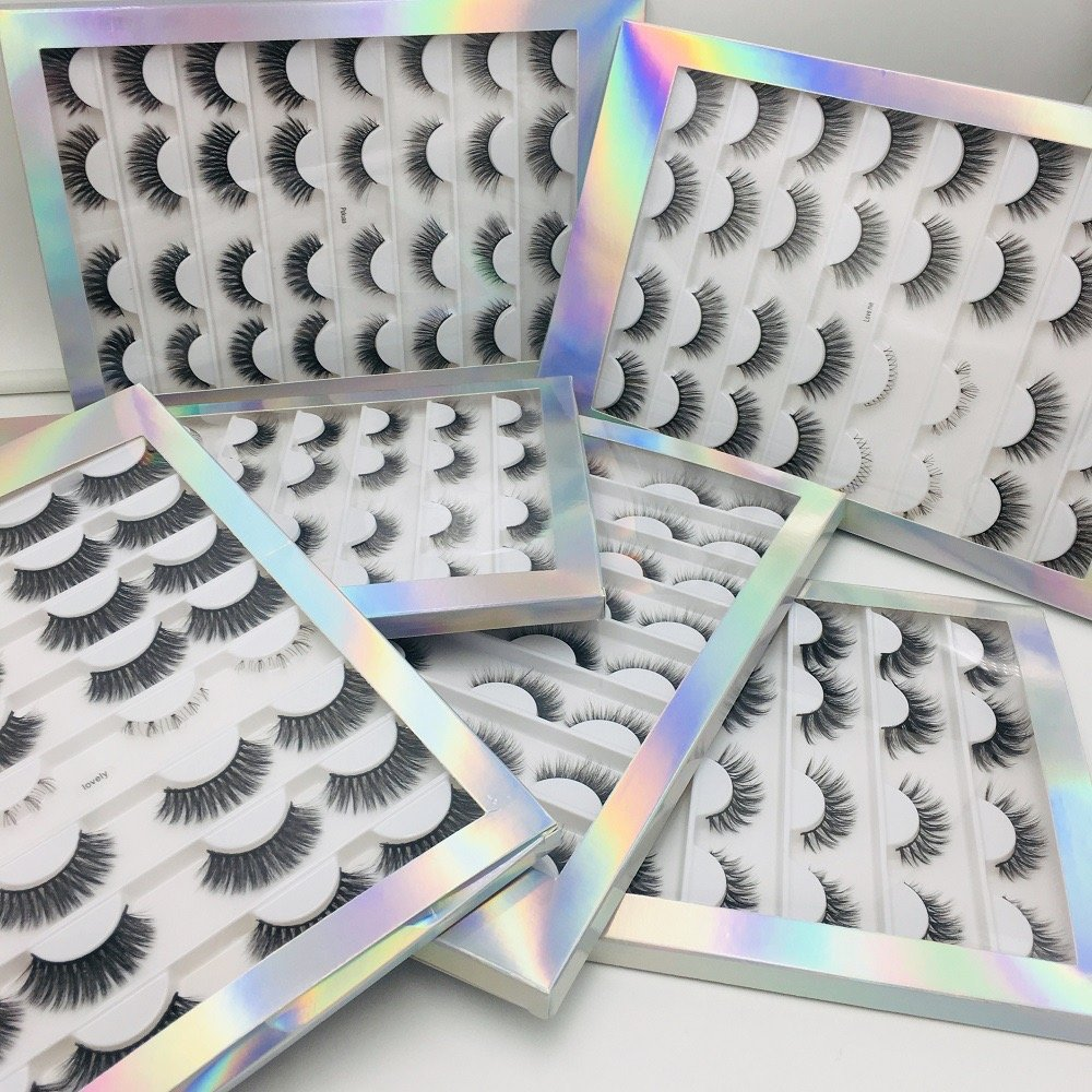 Wholesale Party Eyelash Extensions Book With Factory Price