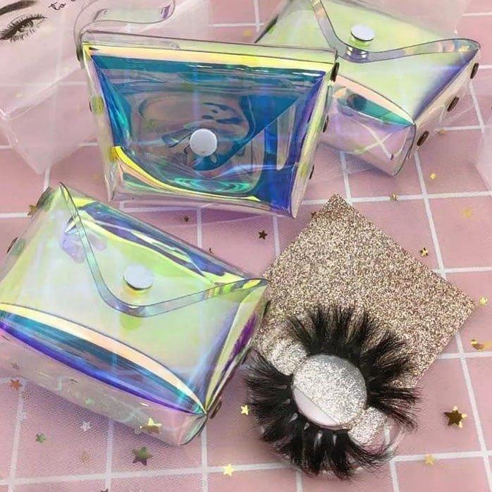 Top Quality Luxury Real Mink Eyelash With Beautifull Box